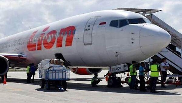 Самолет авиакомпании Lion Air - Sputnik Аҧсны