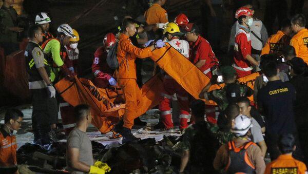 Спасательная операция в Индонезии - Sputnik Аҧсны