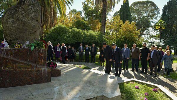 День памяти жертв политических репрессий - Sputnik Абхазия