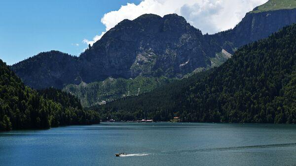 Озеро Рица - Sputnik Аҧсны