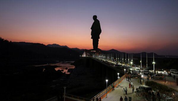 Статуя Единства в Индии - Sputnik Аҧсны