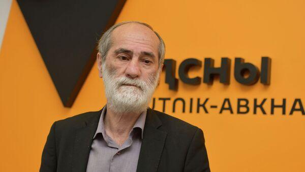 Зураб Хварцкия - Sputnik Абхазия