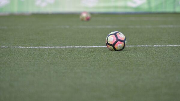 Мяч на поле - Sputnik Абхазия