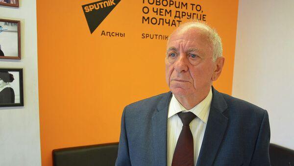 Алексей Касландзия - Sputnik Абхазия