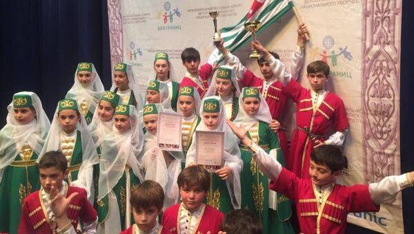 Ансамбль «Марух» на фестивале в Санкт-Петербурге - Sputnik Аҧсны