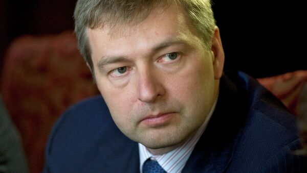 Дмитрий Рыболовлев - Sputnik Абхазия
