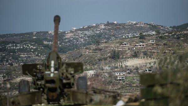 Сирийская армия в провинции Идлиб - Sputnik Аҧсны
