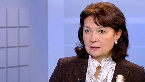 Евгения Обичкина - Sputnik Абхазия