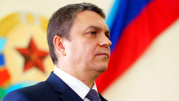 Народный совет ЛНР принял отставку И. Плотницкого - Sputnik Абхазия