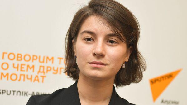 Дана Куджба - Sputnik Аҧсны