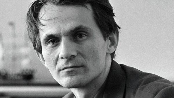 Белорусский композитор Игорь Лученок - Sputnik Абхазия