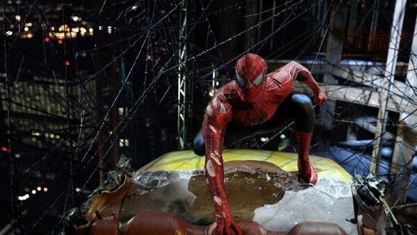 Стоп-кадр из фильма Человек-паук 3: Враг в отражении - Sputnik Абхазия