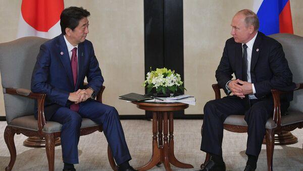 Визит президента РФ В.Путина в Сингапур. День второй - Sputnik Абхазия