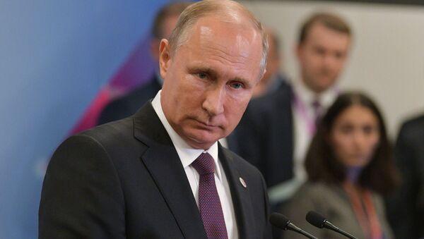 Путин Шьамтәыла аекономиказы ҳҽалаҳархәыр ҳалшоит - Sputnik Аҧсны