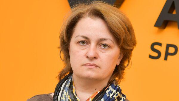 Амра Барциц - Sputnik Абхазия