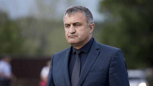 Президент Южной Осетии Анатолий Бибилов. Архивное фото. - Sputnik Аҧсны