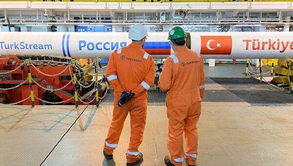Турецкий поток - Sputnik Абхазия