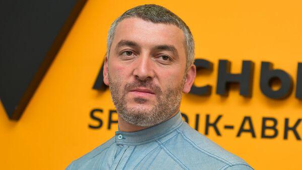 Дмитрий Габелия - Sputnik Аҧсны