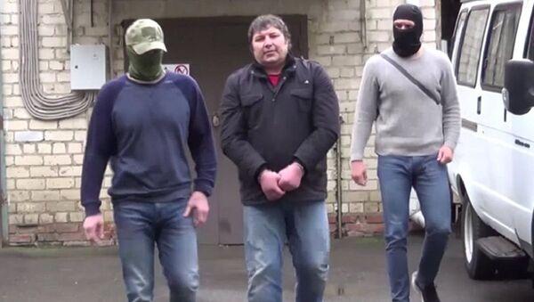 Операция по задержанию Хазваха Черхигова  - Sputnik Абхазия