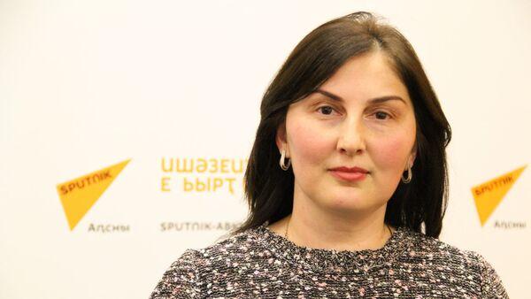 Алиса Хорава - Sputnik Аҧсны