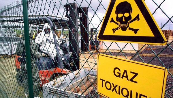 Химическое оружие - Sputnik Абхазия