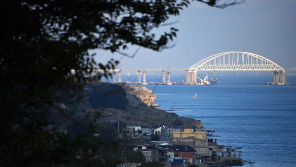 Крымский мост - Sputnik Аҧсны