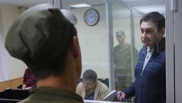 Рассмотрение апелляции по делу журналиста К. Вышинского - Sputnik Абхазия