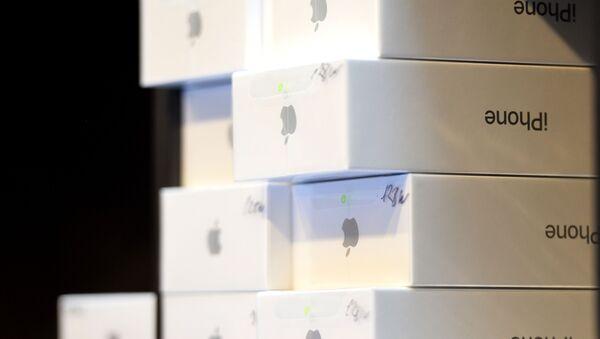 Старт продаж iPhone 7 и iPhone 7 Plus - Sputnik Абхазия