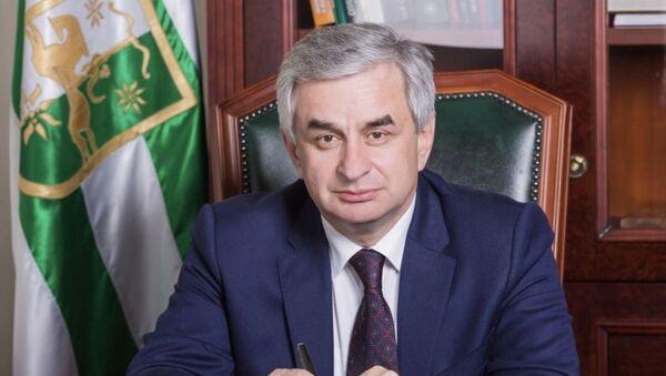 Президент Рауль Хаджимба - Sputnik Аҧсны