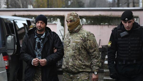 Избрание меры пресечения задержанным украинским морякам - Sputnik Абхазия