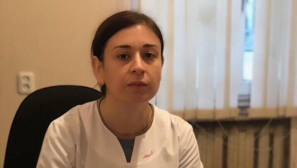 Нателла Топурия - Sputnik Абхазия