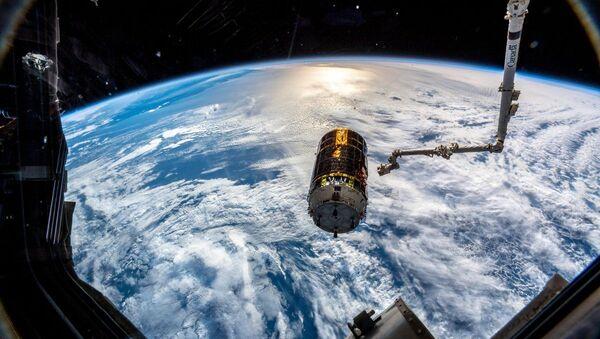 Японский космический грузовой корабль H-II Transfer Vehicle - Sputnik Абхазия