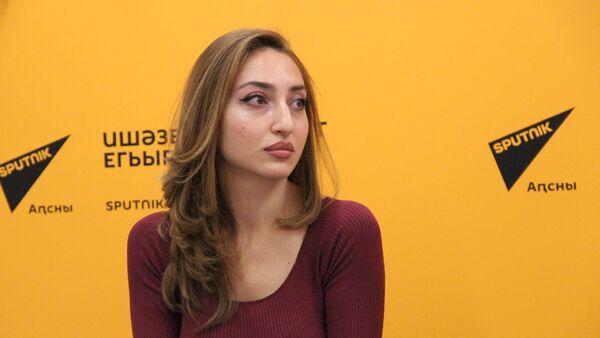 Тамила Соломко - Sputnik Абхазия