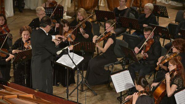 Фестиваль классической музыки Сoncerto grosso - Sputnik Абхазия