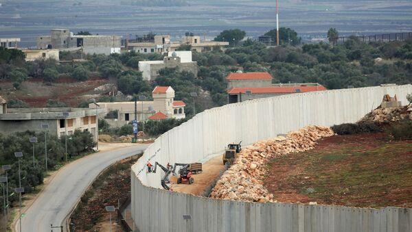 Граница Израиля и Ливана - Sputnik Аҧсны