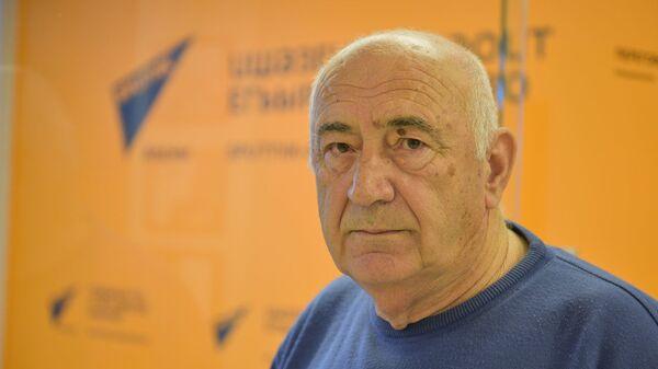Гарри Адзынба - Sputnik Аҧсны