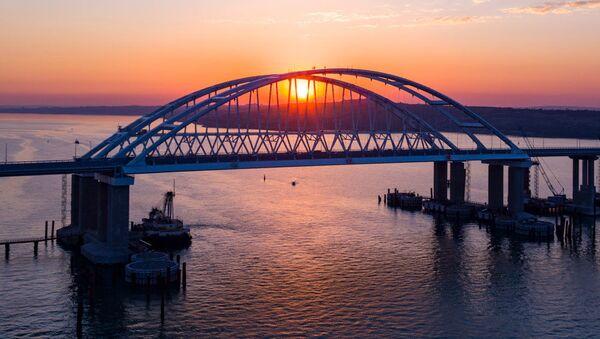 Крымский мост - Sputnik Абхазия