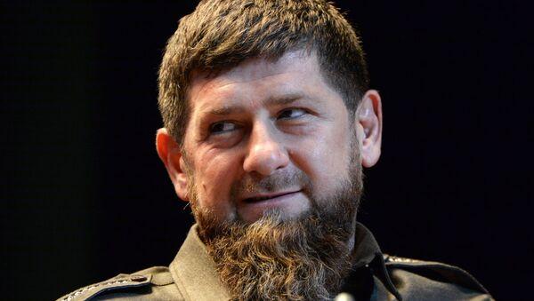 Глава Чеченской Республики Рамзан Кадыров - Sputnik Абхазия