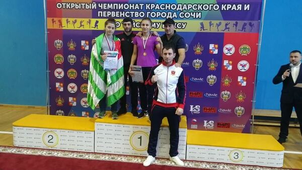 Открытый чемпионат краснодарского края и первенство города Сочи - Sputnik Аҧсны