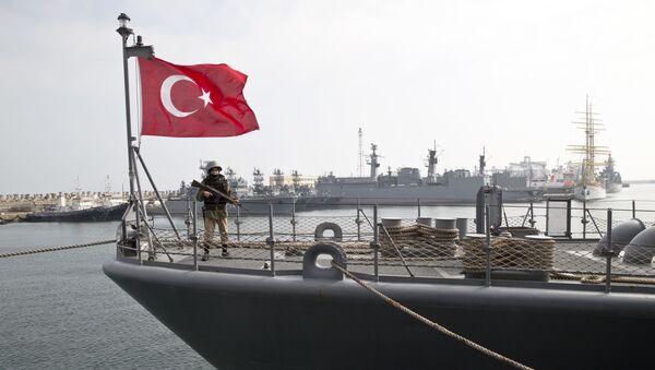 ВМС Турции. Архивное фото - Sputnik Аҧсны