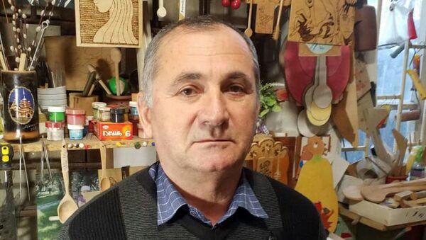 Григорий Кецба - Sputnik Аҧсны