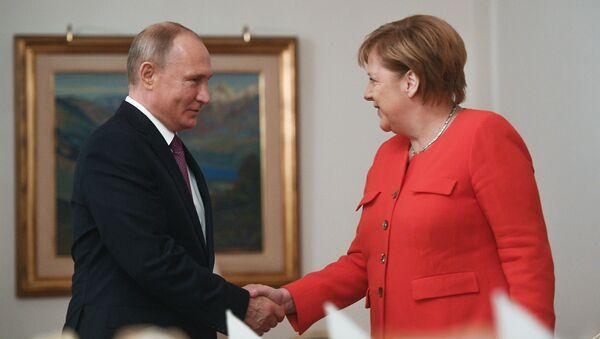 Официальный визит президента РФ В. Путина в Аргентину. День второй - Sputnik Абхазия