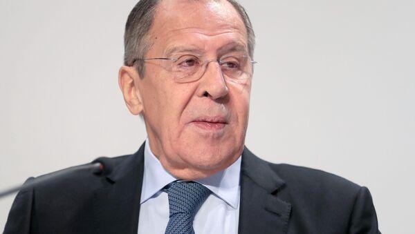 Пресс-конференция главы МИД РФ С. Лаврова в Милане - Sputnik Абхазия