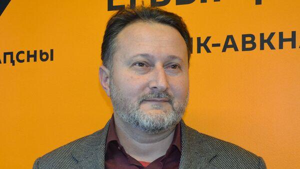 Ислам Сайдаев - Sputnik Абхазия