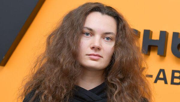 Ксения Ирисова-Багапш - Sputnik Абхазия