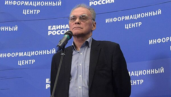 Алексей Зудин - Sputnik Абхазия