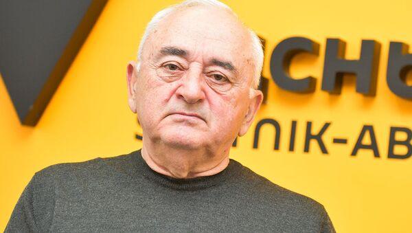 Валерий Аршба - Sputnik Абхазия