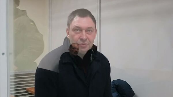 Вышинский о том, как ему сидится в тюрьме - Sputnik Абхазия