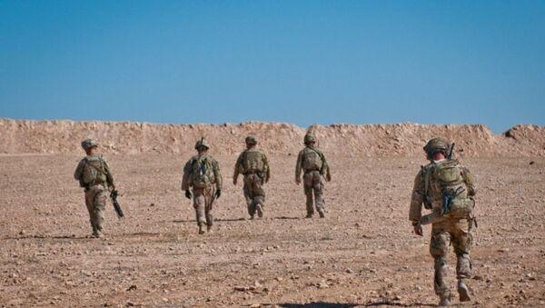 Американские войска в Сирии - Sputnik Абхазия