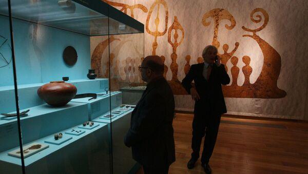 Выставка Бронзовый век. Европа без границ - Sputnik Аҧсны